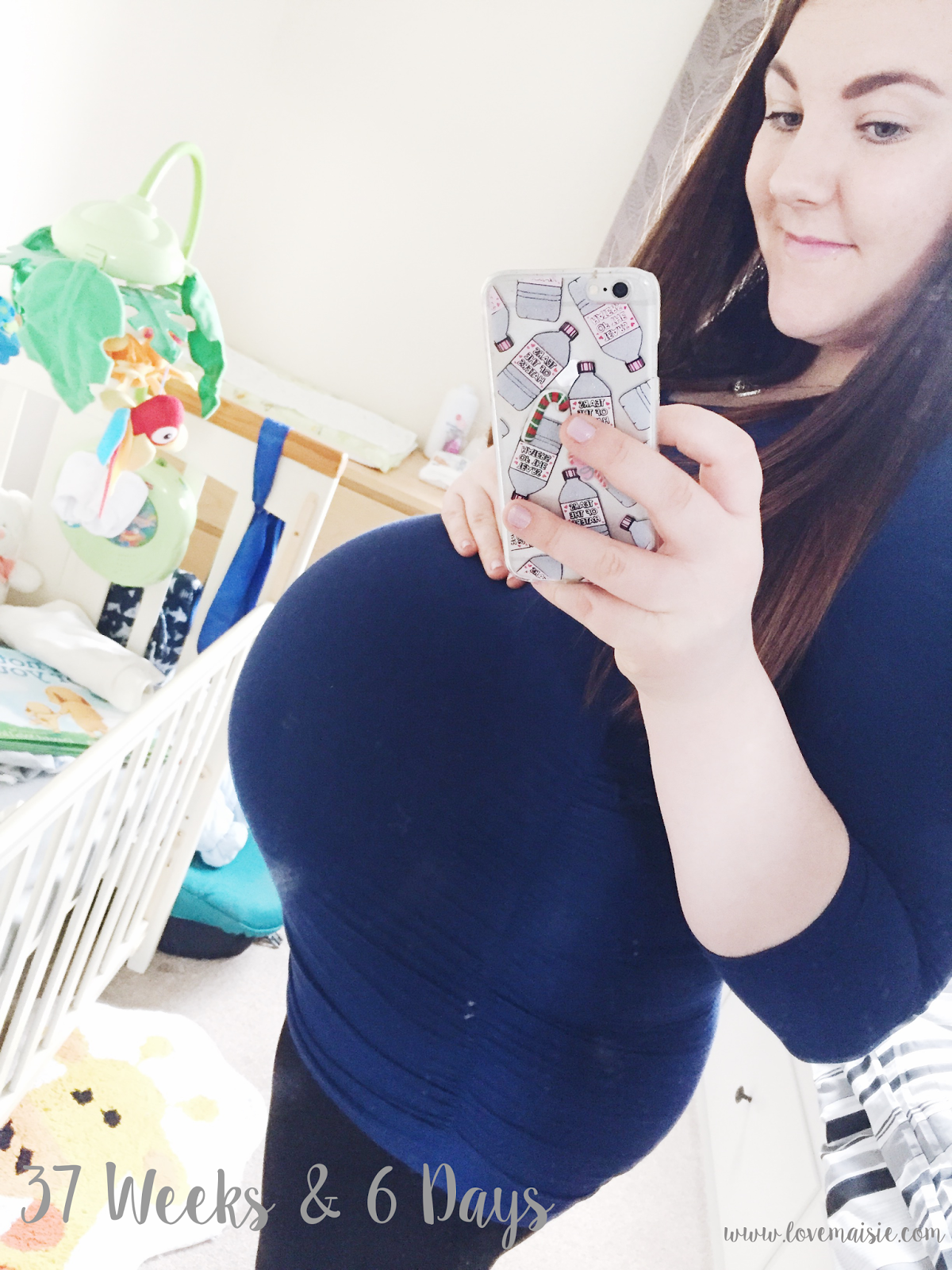 Bump update | Week 37 | Love, Maisie | Pregnancy updates