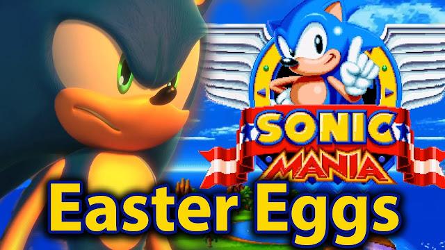 Sonic Mania Gameplay