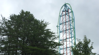 Kingda Ka Coaster