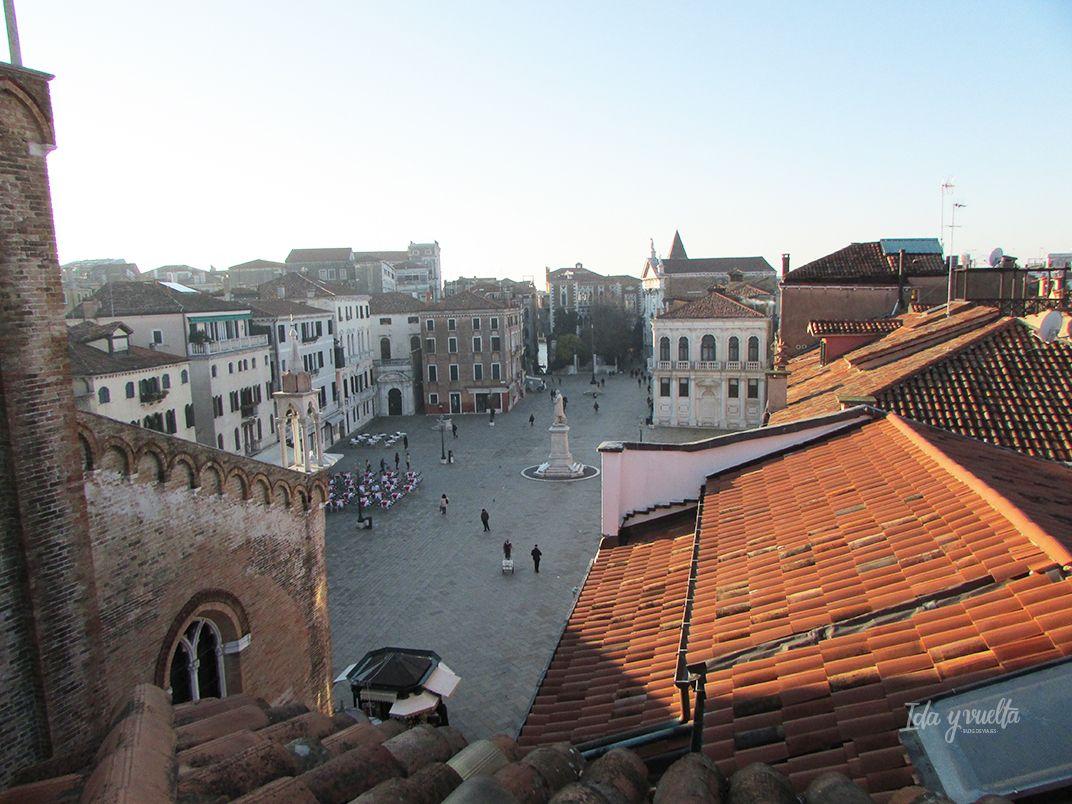 Settimo Cielo Venecia vista