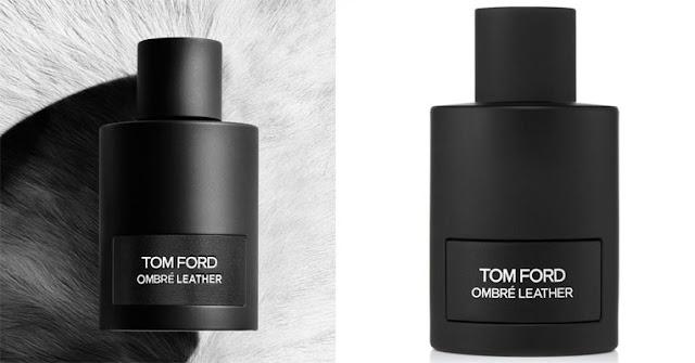 Oficjalne fotografie perfum Ombre Leather