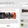 Template Kompi Default V2 Untuk Daftar Adsense