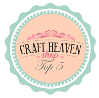 Craft Heaven Shop Challenge #9 - Spring has Sprung