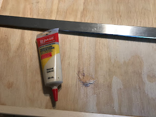 Wood filler and sawdust