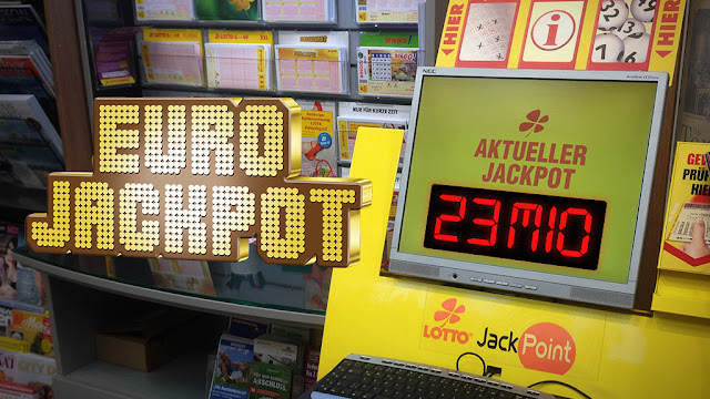Eurojackpot: 23 million euros are waiting for you!