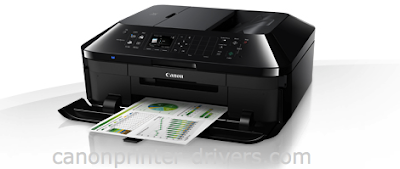 Canon PIXMA MX720 Driver Download For Windows, Mac, Linux, free and canon printer review