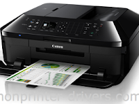 Canon PIXMA MX729 Driver Download - Windows, Mac, Linux