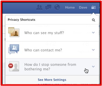 how to see who you blocked on facebook