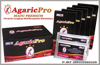 Info Obat Herbal AgaricPro