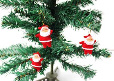 Gambar  Hiasan Pohon Natal 2015