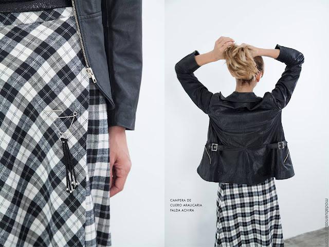 Moda mujer invierno 2017 ropa de moda.