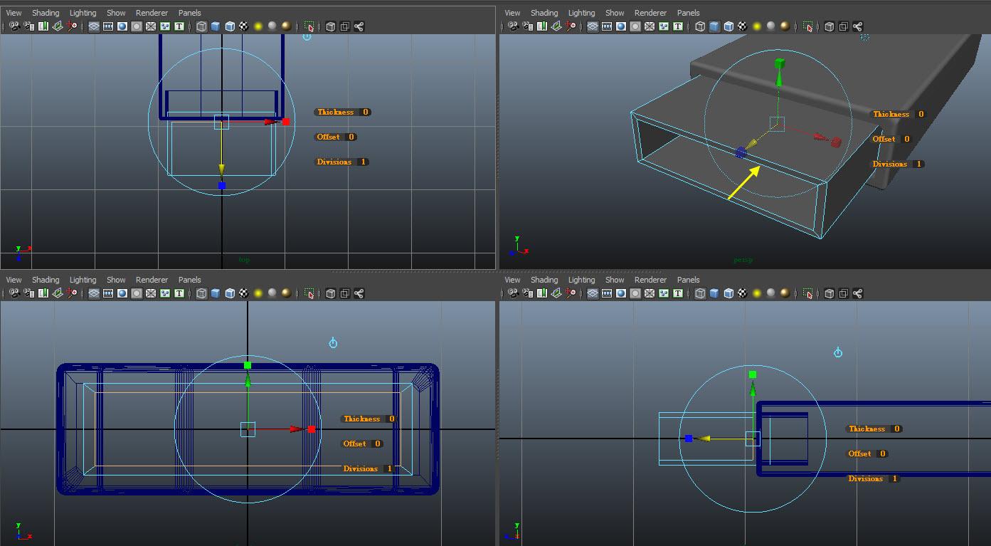 USB Modeling 09