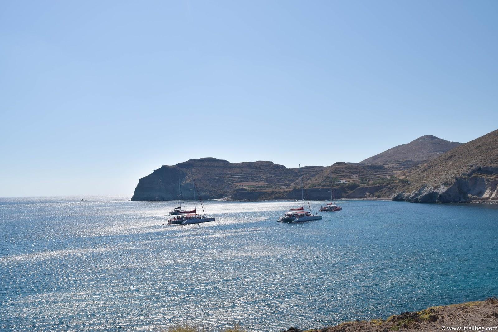 Santorini | The Best Beaches in santorini