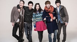 K-drama: Flower Boys Next Door