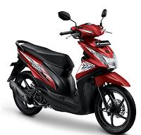 Honda BeAT eSP Merah
