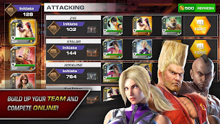 Review Game Android Terbaru 2018 Tekken Mobile
