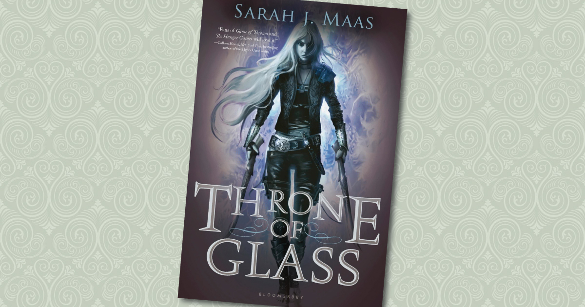 Throne of Glass - Sarah J Maas