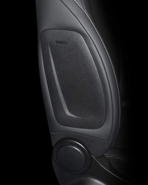 Fiat Argo - airbags laterais