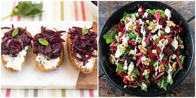 Savoury blackberry recipes