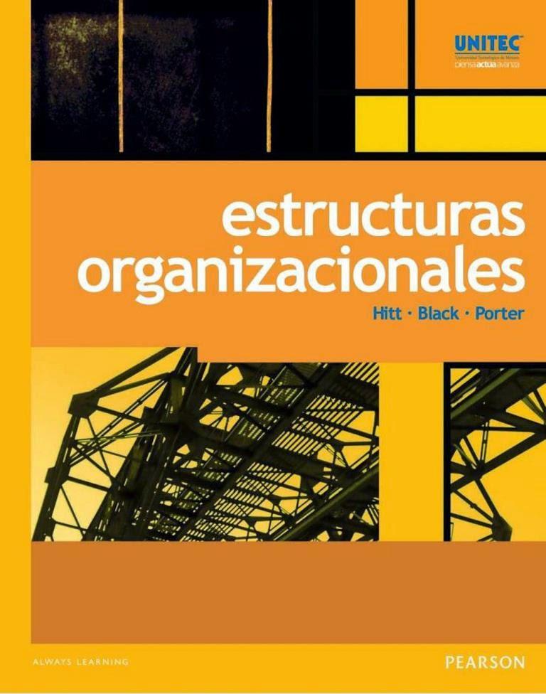 Estructuras organizacionales – Hitt, Black y Porter