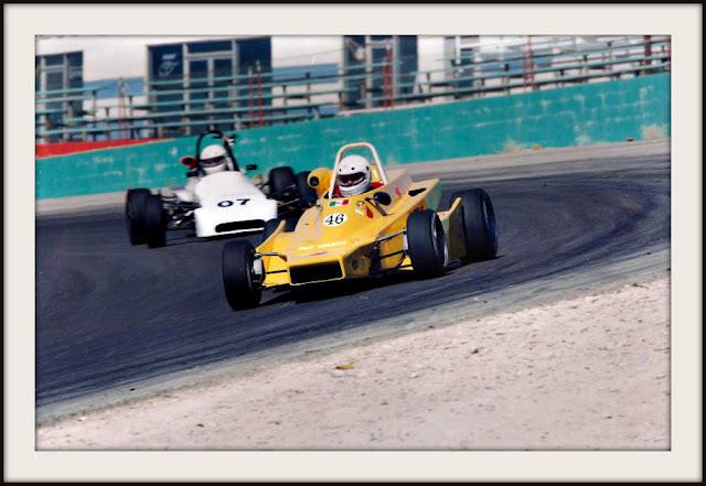 Warren Giancaterino 1979 Formula Fiat Abarth