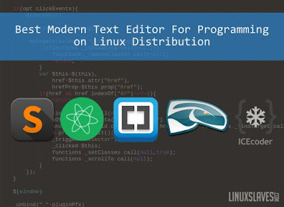 Best Modern Text Editor For Programming