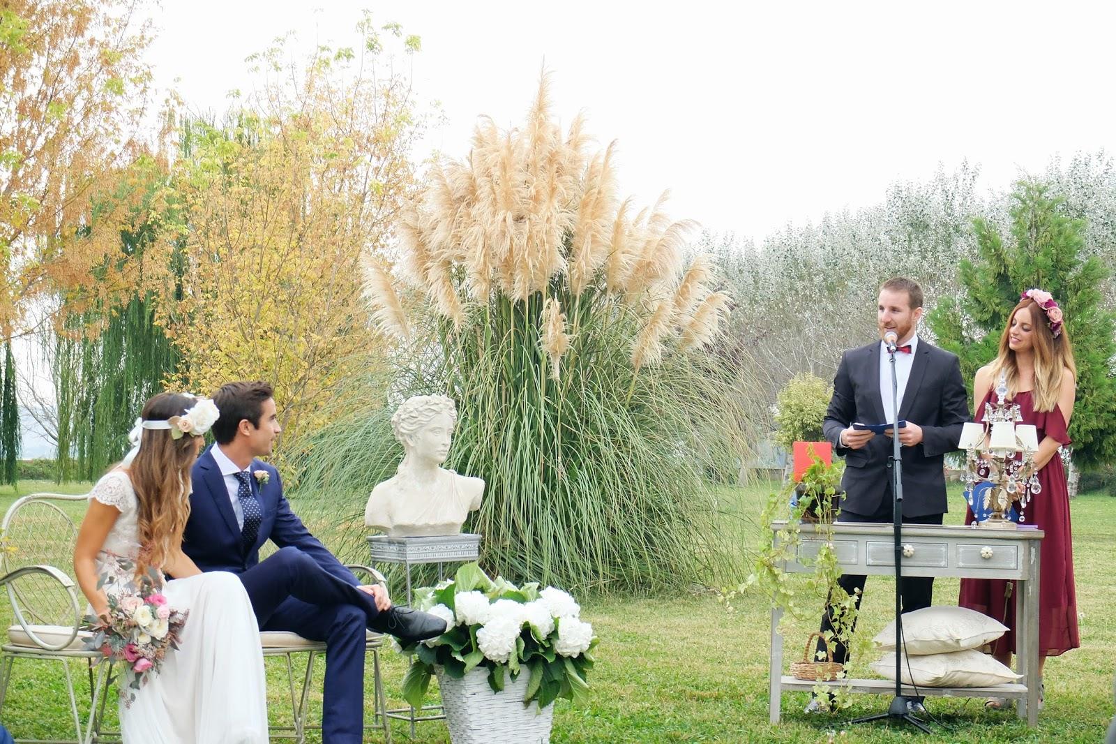 Matrimonio Bohemien Moda : La boda boho chic de débora y palen en soto bruil