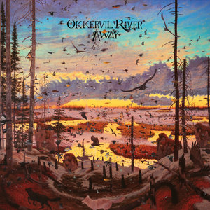 Okkervil River Away cover lp