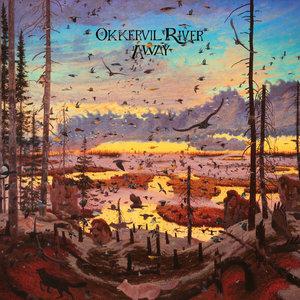 Okkervil River Away cover lp