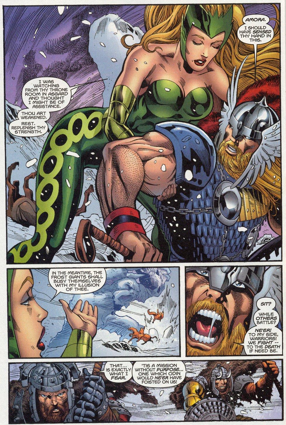 Thor (1998) Issue #47 #48 - English 18