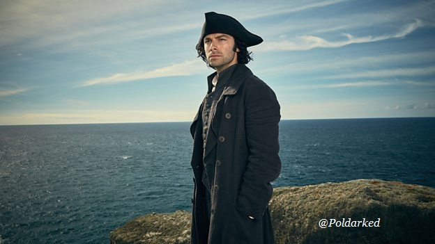 Poldark Series Three, Aidan Turner, Ross