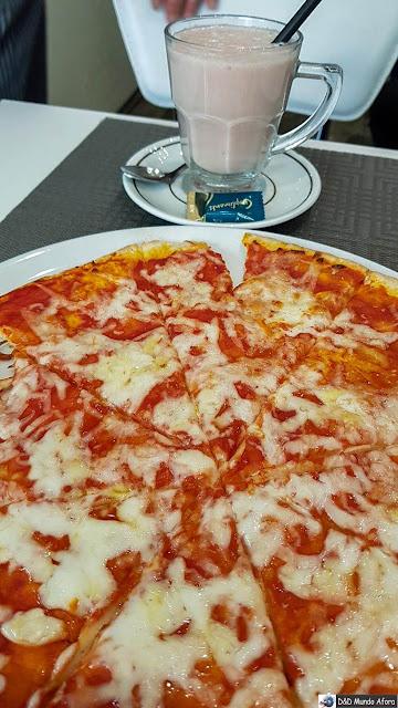 Almoço em Roma - Diário de Bordo: 3 dias em Roma