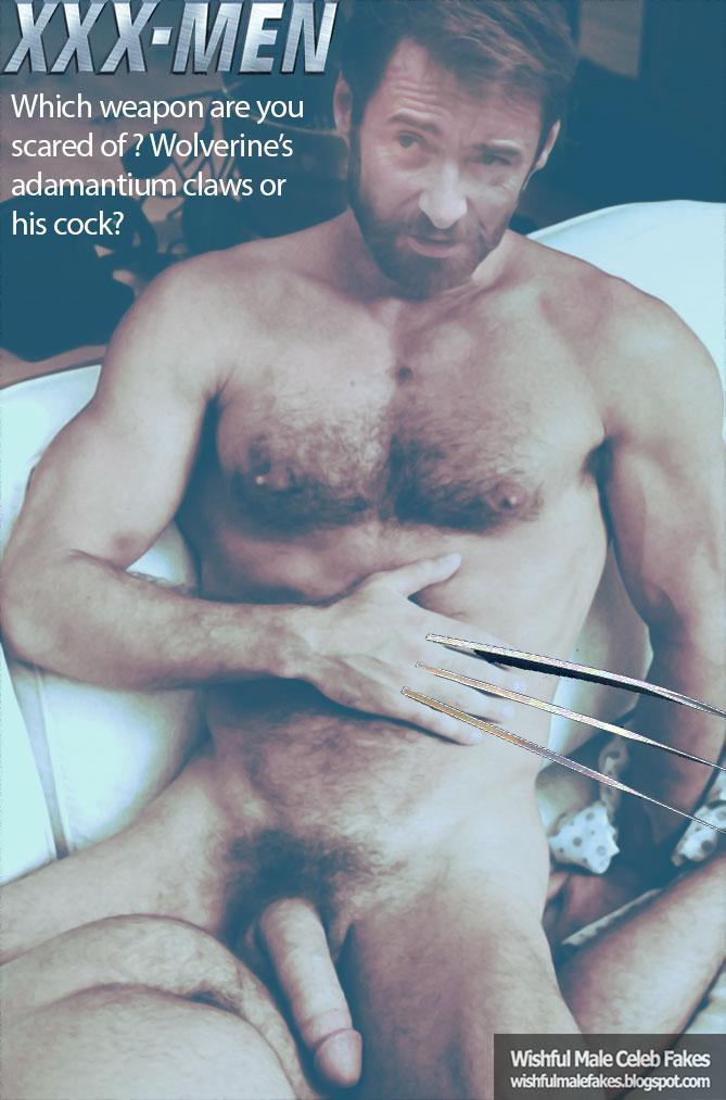 Hugh Jackman Porn 119
