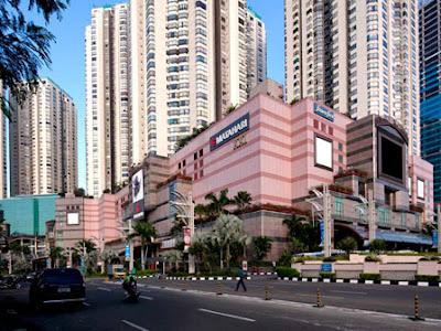 Taman Anggrek Mall Jakarta