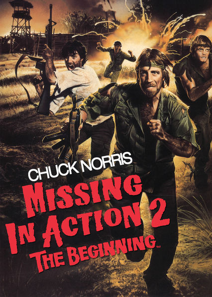 Missing in Action 2: The Beginning [1985] [DVDR] [NTSC] [Español]