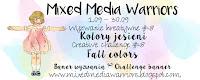 Wyzwanie MMW #8: Kolory jesieni | Challenge MMW #8: Fall colors