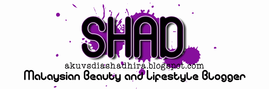 Shad | Beauty & Lifestyle Blogger