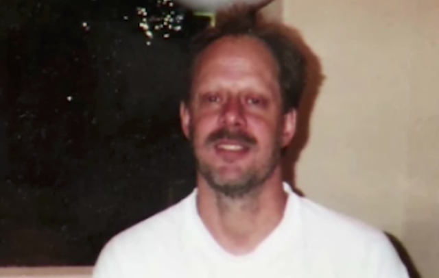 Las Vegas shooter began to act 'strangely' leading up to carnage, girlfriend says, as motive remains a mystery