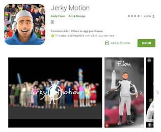 Jerky Motion