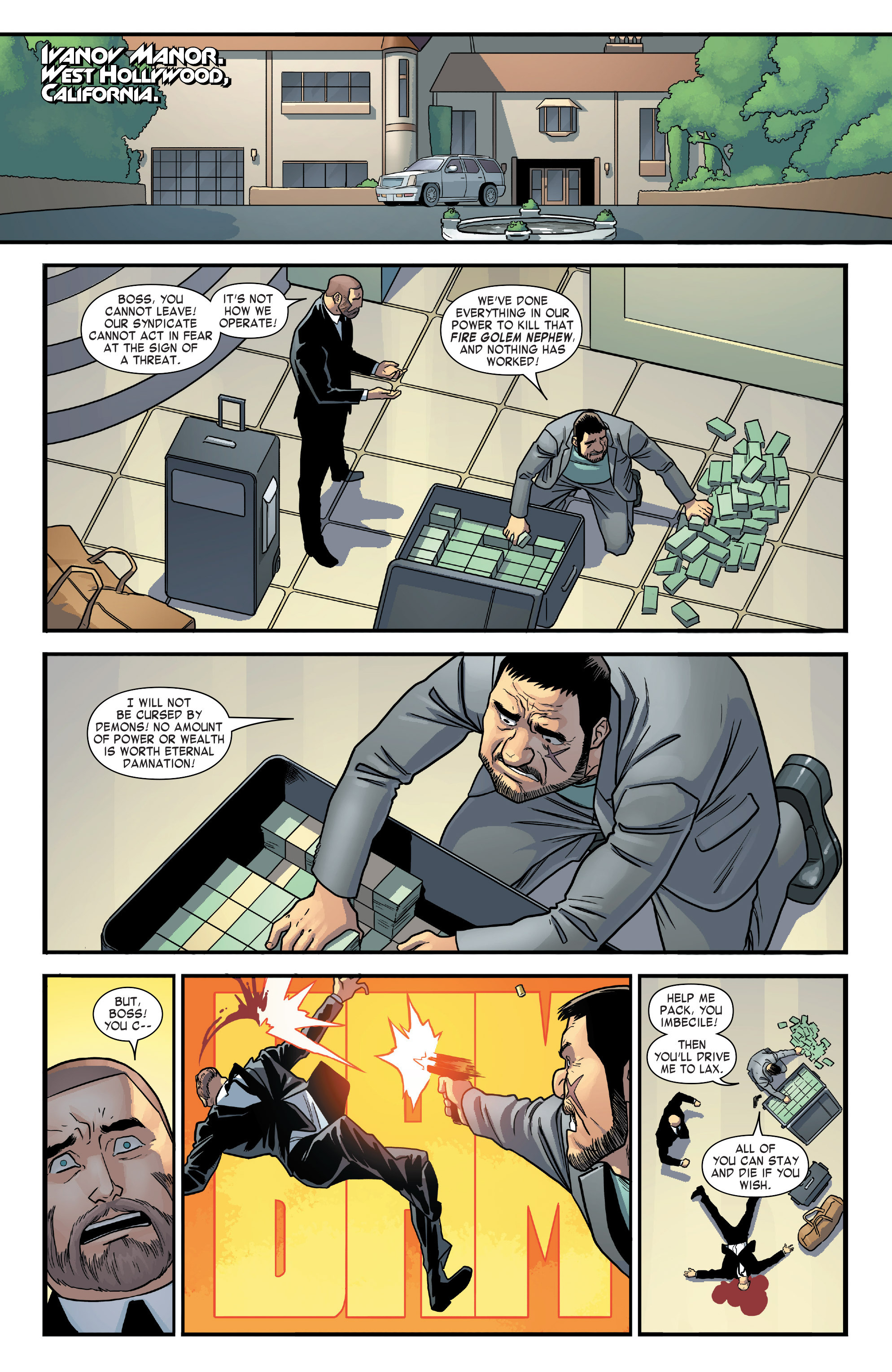 Read online All-New Ghost Rider comic -  Issue #12 - 6
