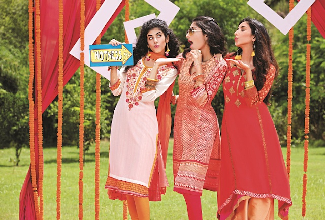Rangriti is all set to launch the festive collection Bihar