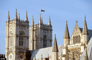 Westminster Abbey's shame