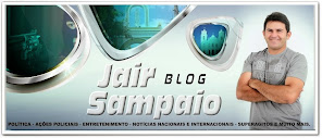 BLOG DO JAIR SAMPAIO