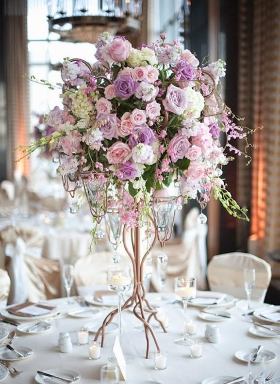 Wedding Table Decorations Flower Ideas Fresh Flowers