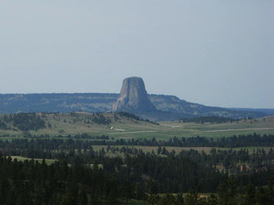 Torre do Diabo - Wyoming - EUA