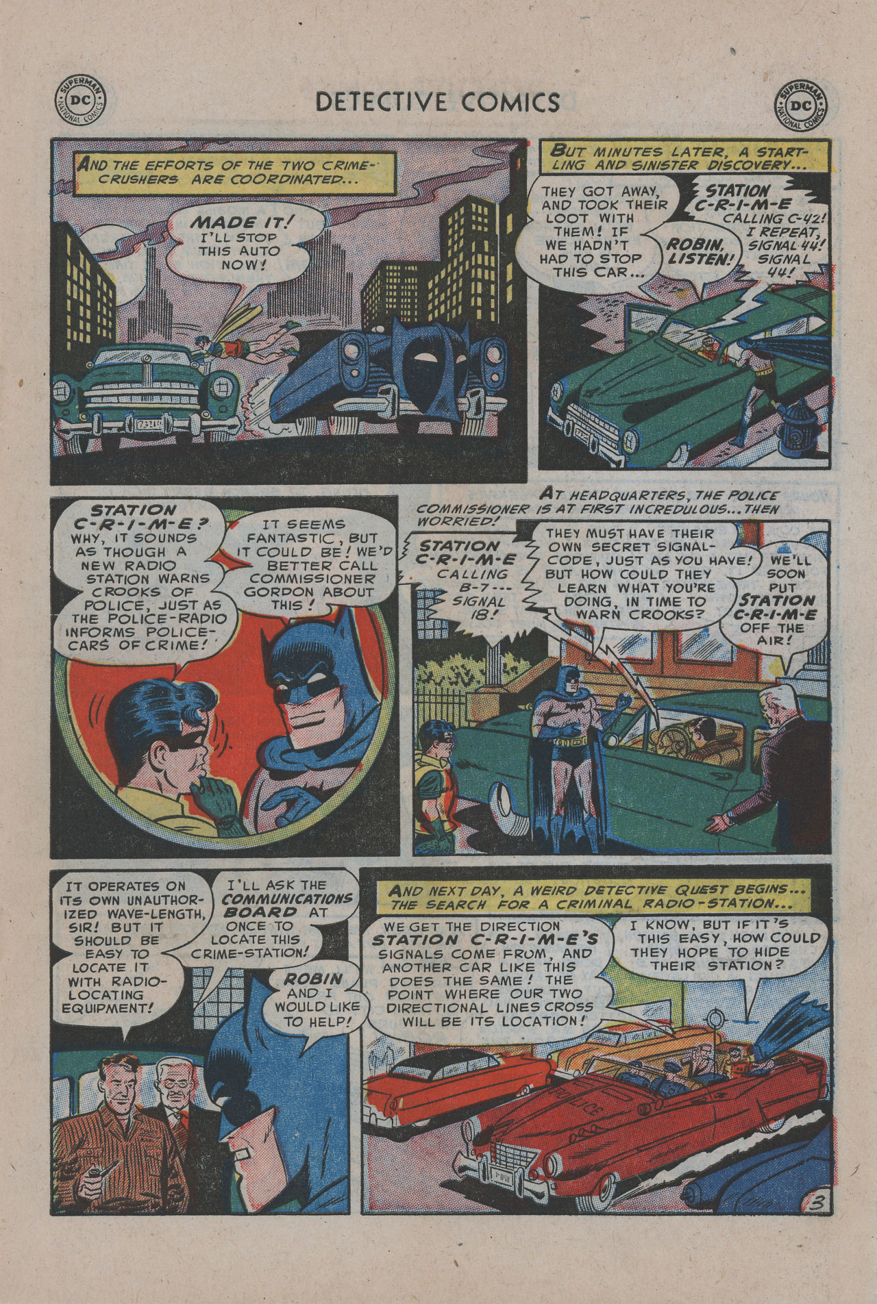 Read online Detective Comics (1937) comic -  Issue #200 - 6