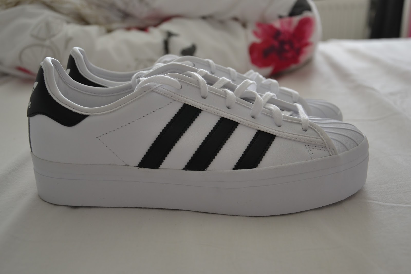 Adidas Superstar Rize Wit
