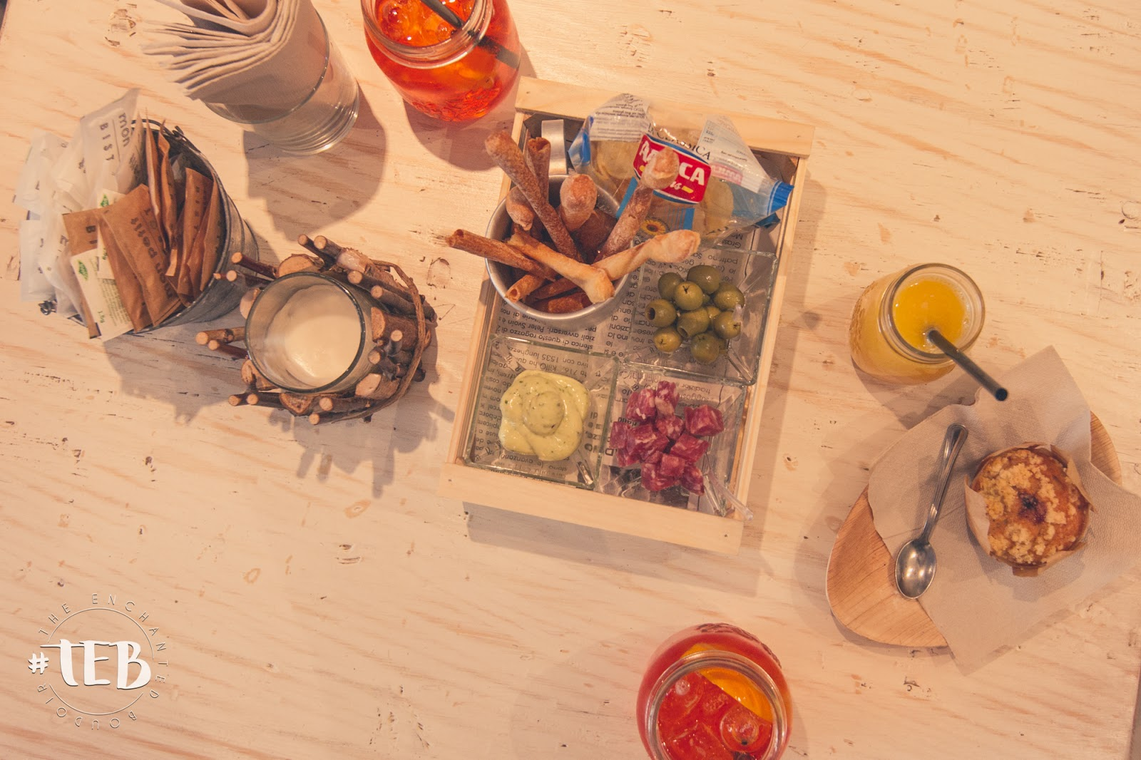 come organizzare un aperitivo