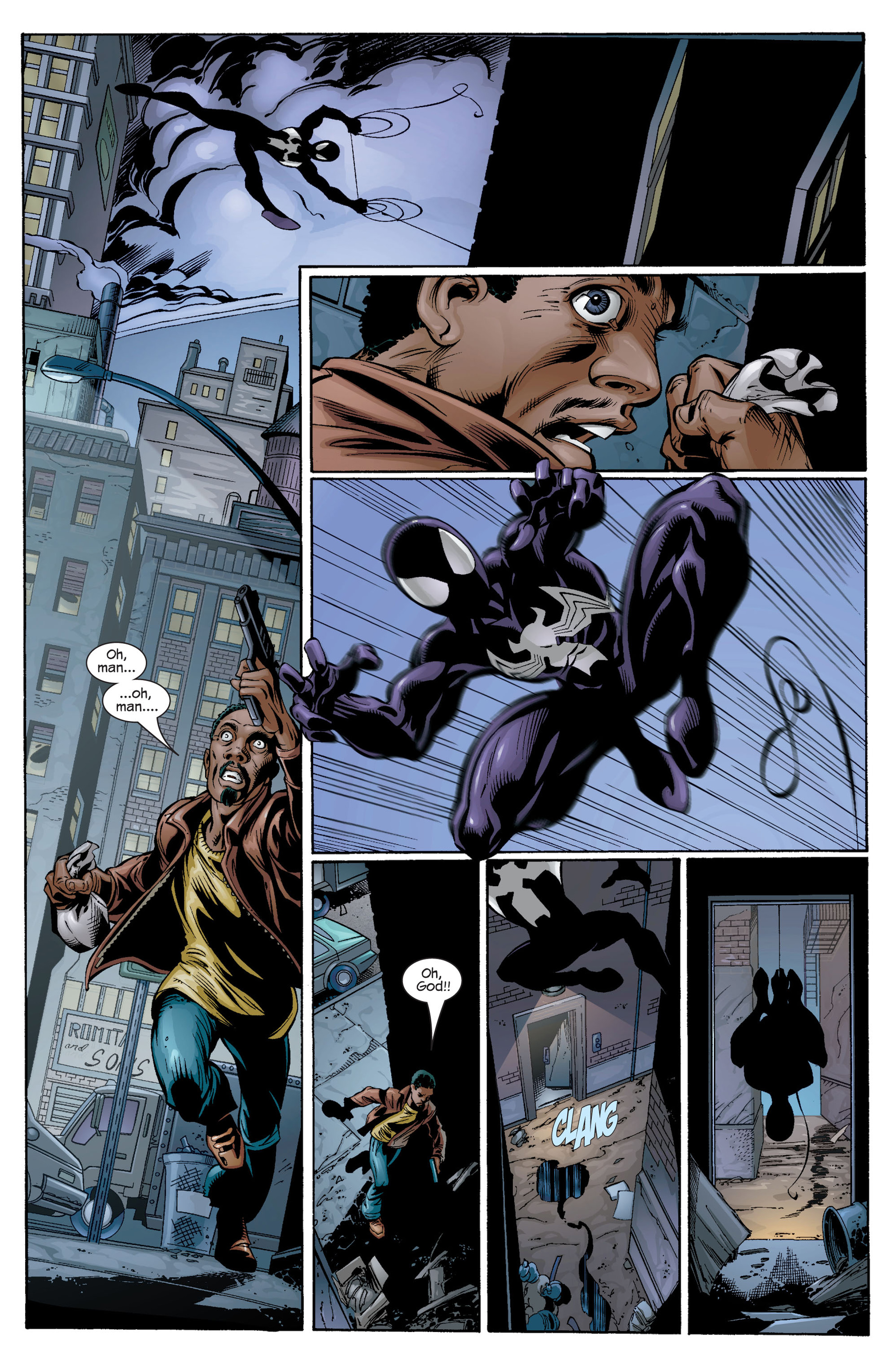 Read online Ultimate Spider-Man (2000) comic -  Issue #35 - 16