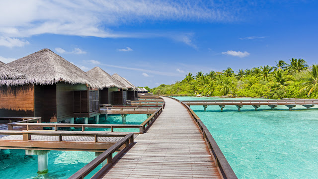 Sheraton Maldives Resort